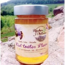 Miel de fleurs 450g - Médaille...